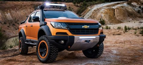 Here's A Chevy Colorado With Every Imaginable Offroad