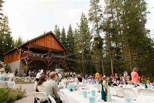 cabin wedding california cabin wedding rustic wedding chic