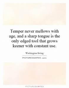 Sharp Tongue Qu... Sharp Mouth Quotes