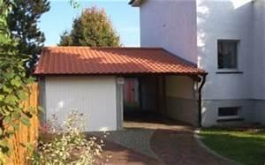 Garage Carport Kombination : massivcarports und fertiggaragen ~ Markanthonyermac.com Haus und Dekorationen