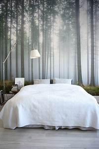Die Besten 25 Wald Schlafzimmer Ideen Auf Pinterest