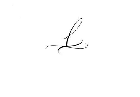 si e e 3 lettres calligraphie tatouages lettre l calligraphie tatouages