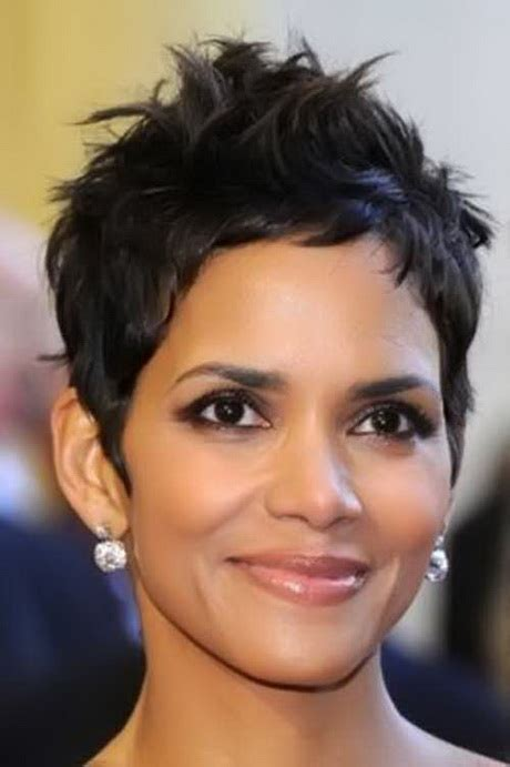 Pixie Cut Hairstyles For Black by Black Pixie Cuts