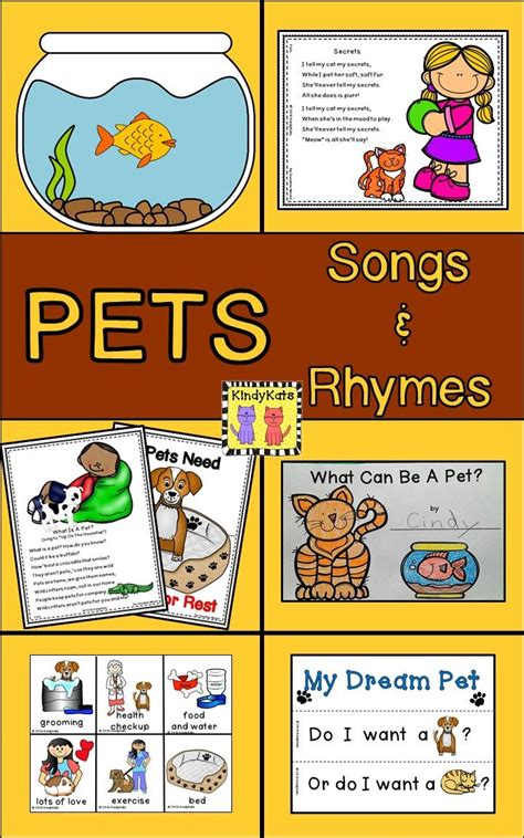 pets songs and rhymes preschool ideas resources and 299 | 14b8da52acfbf1c4cca25c0da6a3d11b songs about pets pet songs for toddlers