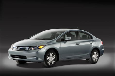 honda civic hf joins   mpg  parade hybrid