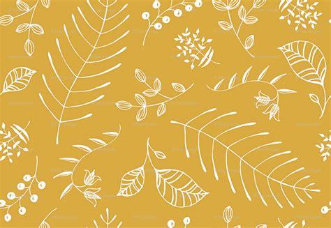 top  ideas  mustard coloured wallpaper