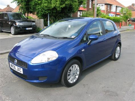 Who Makes A Fiat by 2006 Fiat Punto Photos Informations Articles