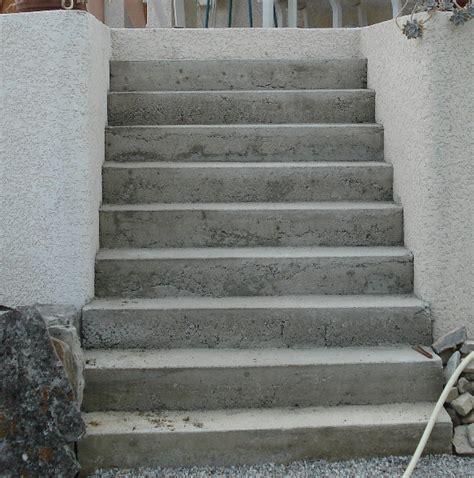 modele d escalier exterieur deco escalier beton exterieur