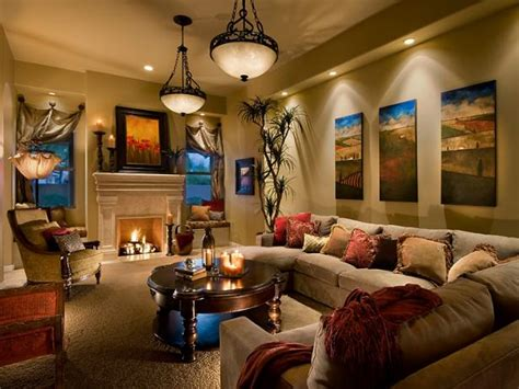 Living Room Lighting Tips