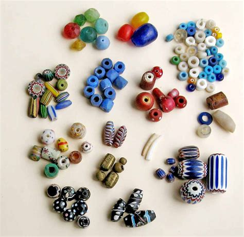 Indian Trade Beads