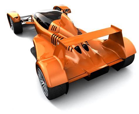 Caparo T1 Official Debut