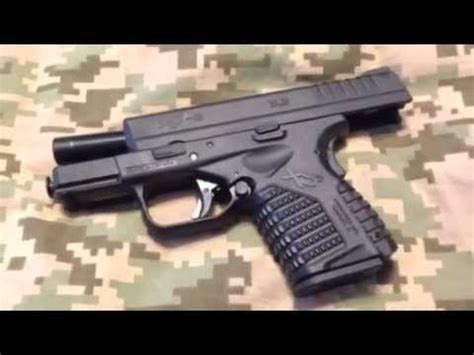 Coloring Xds by Springfield Xd S Color Fill Tacticrayola Doovi