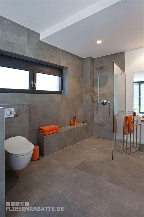 Badezimmer Fliesen Beton by Badezimmer Fliesen Betonoptik Cbm Badezimmer