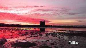 Sunrise  Awesome Vivid San Diego Sunrise Time-lapse Hd  February 2013