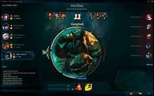 Nueva selección de campeón en League of Legends FreakEliteX
