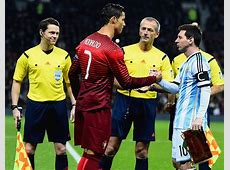 Top 5 priceless pictures of Ronaldo and Messi during