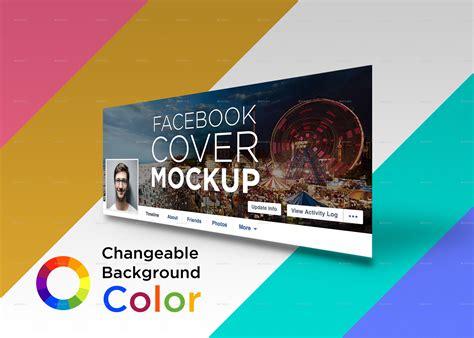 facebook cover mockup  images background facebook