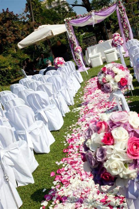 archi di fiori per matrimonio allestimento archi floreali per matrimoni leo eventi