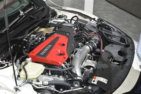 Civic Type R Engine by 2018 Honda Civic Type R Interior And Engine Noorcars