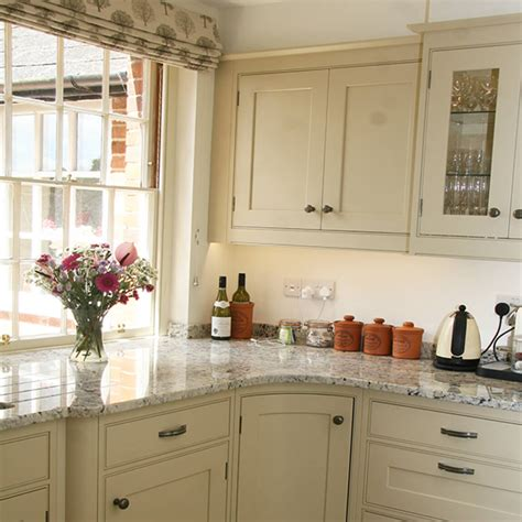 Timeless Trio Bespoke Kitchen From Knights Country Kitchens