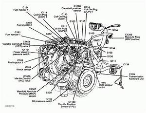 5 Ford Escape Engine 5 5 L V5 Diagram Di 2020