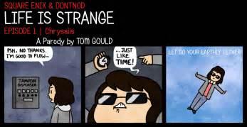 Life Is Strange Memes - life is strange become time by thegouldenway on deviantart
