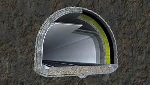 Flexible Waterproofing Of Tunnels