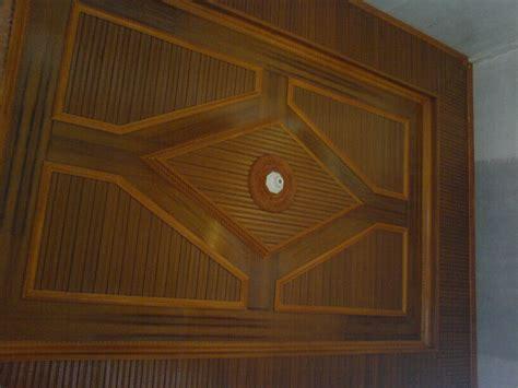 model plafon kayu lembar seri arsitekhom