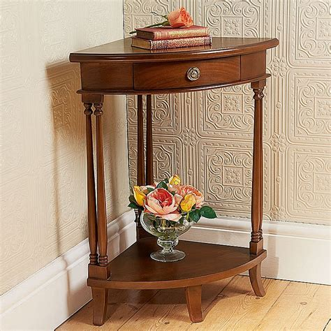 Buy Mahogany Corner Table from Museum Selection