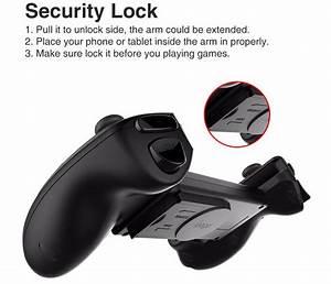 Ipega Telescopic Bluetooth Gaming Controller PG 9083