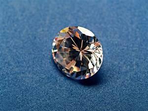 Compare Cubic Zirconia And Diamond
