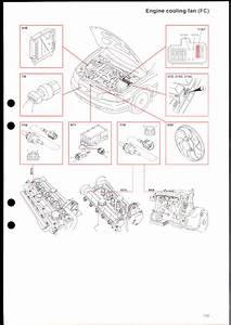 S80 T6 Y2000  Engine Fan Always On