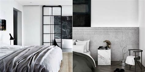 Monochromatic Bedroom bedroom design ideas modern and monochromatic for a