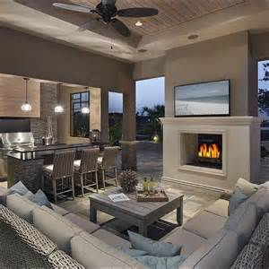 outdoor livingroom 1000 ideas about covered outdoor kitchens on outdoor kitchens outdoor kitchen