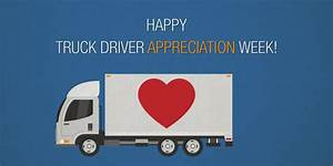 A Tribute to Truck Drivers: The Backbone of Logistics ...