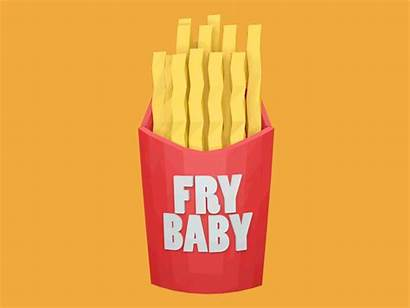 Fries French Fry Dribbble
