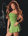 Christy Hemme Autograph 8x10 WWF Diva Search Photo Sexy ...