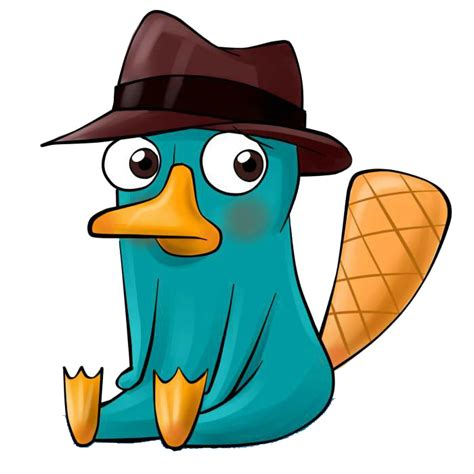 Perry.El.Ornitorrinco.Png. by Tatiana931220 on DeviantArt
