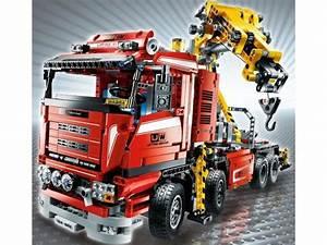 Lego Technic Camion : lego le camion grue ~ Nature-et-papiers.com Idées de Décoration