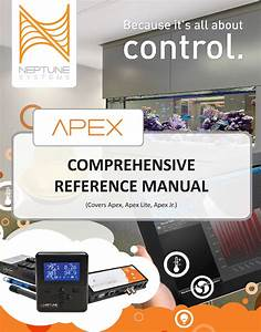 New User Guide Apex Comprehensive Reference Manual