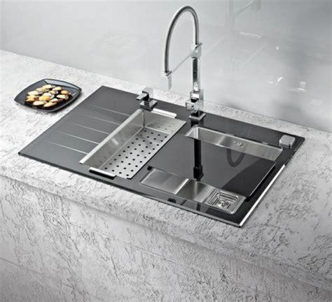 Die moderne Küche einrichten   20 einzigartige Küchenspülen