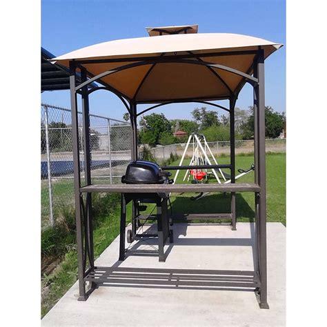 grill gazebo canopy grill gazebo replacement canopy riplock 350