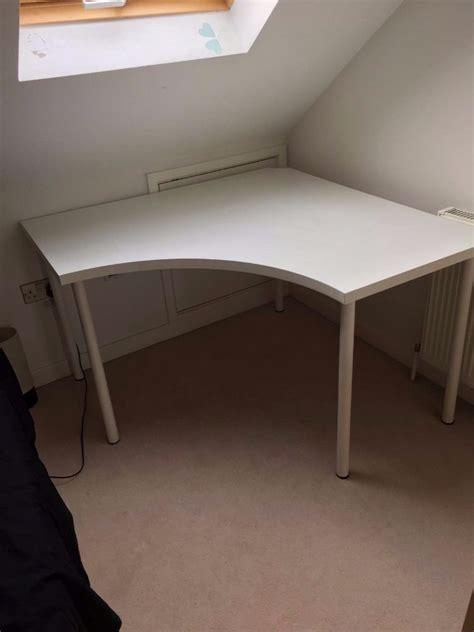 corner computer desk ikea uk ikea large white corner desk posot class