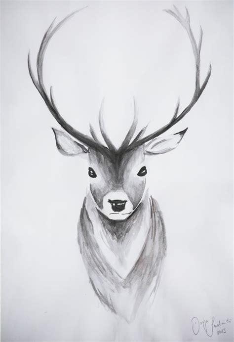 bleistiftzeichnung die besten 17 ideen zu hirsch zeichnung auf pinterest rotwild kunst