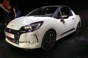 Pub Ds3 2016 : updated 2016 ds 3 hatch on sale friday from 13 995 auto express ~ Medecine-chirurgie-esthetiques.com Avis de Voitures