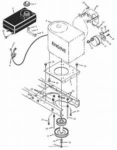 John Deere 42 Snowblower Parts Diagram