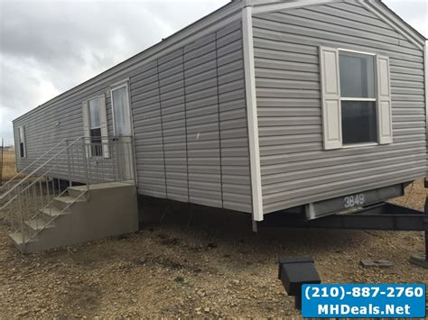 used 2 bedroom mobile homes for 2 bed 1 bath used singlewide manufactured home seguin