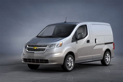 Chevy City Express Vs Nissan Nv200 by Chevrolet S 2015 City Express Is A Rebadged Nissan Nv200