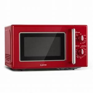 Mikrowelle Rot Retro : caroline mikrowellen grill 20 liter 700 w mikrowelle 1000 w grill drehteller 25 5cm ~ Eleganceandgraceweddings.com Haus und Dekorationen