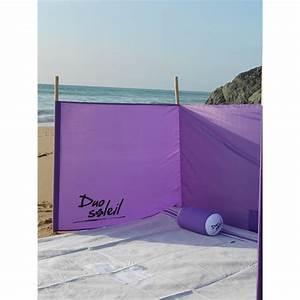Pare A Vent : pare vent de plage duo soleil ~ Teatrodelosmanantiales.com Idées de Décoration